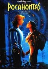 Okładka książki Pocahontas Walt Disney
