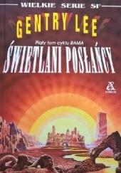 Okładka książki Świetlani posłańcy Gentry Lee