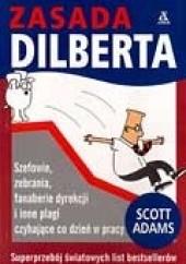 Okładka książki Zasada Dilberta Scott Adams