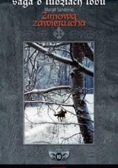 Okładka książki Zimowa zawierucha Margit Sandemo