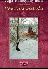 Okładka książki Wiatr od wschodu Margit Sandemo