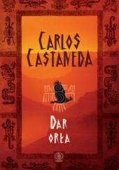 Okładka książki Dar Orła Carlos Castaneda