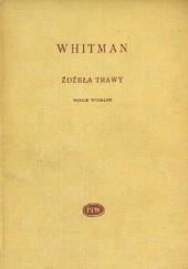 Okładka książki Źdźbła trawy Walt Whitman
