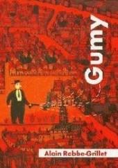 Okładka książki Gumy Alain Robbe-Grillet