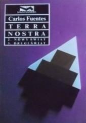 Okładka książki Terra Nostra Carlos Fuentes
