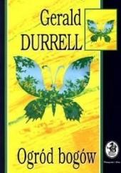 Okładka książki Ogród bogów Gerald Durrell