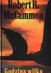 Okładka książki Godzina wilka Robert McCammon