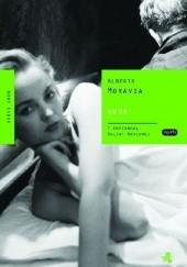 Okładka książki Nuda Alberto Moravia
