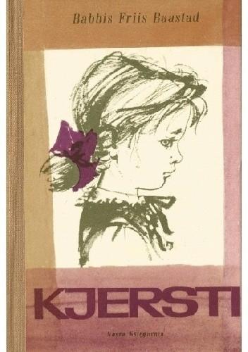 Okładka książki Kjersti