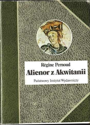 Okładka książki Alienor  z Akwitanii