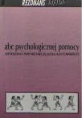 Okładka książki Abc psychologicznej pomocy Jacek Santorski