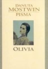 Okładka książki Olivia Danuta Mostwin