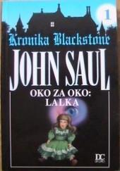 Okładka książki Oko za oko. Lalka John Saul