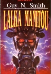 Okładka książki Lalka Manitou Guy N. Smith