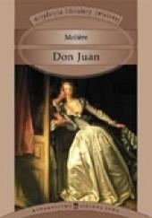 Okładka książki Don Juan Molier