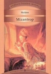 Okładka książki Mizantrop Molier