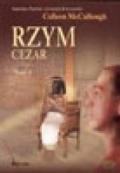 Okładka książki Rzym: Cezar Colleen McCullough