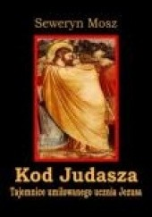 Okładka książki Kod Judasza Seweryn Mosz