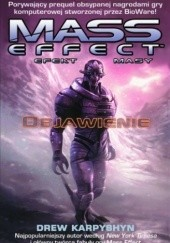 Okładka książki Mass Effect: Objawienie Drew Karpyshyn