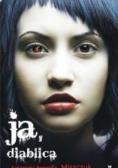 Okładka książki Ja, diablica Katarzyna Berenika Miszczuk