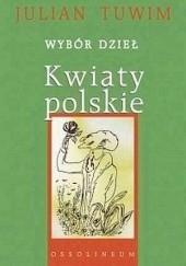 Okładka książki Kwiaty polskie Julian Tuwim