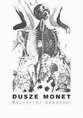 Okładka książki Dusze monet Krzysztof Jaworski