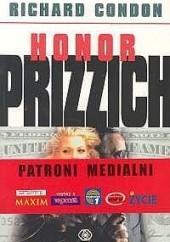 Okładka książki Honor Prizzich Richard Condon