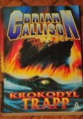 Okładka książki Krokodyl Trapp Brian Callison