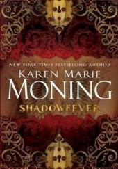 Okładka książki Shadowfever Karen Marie Moning