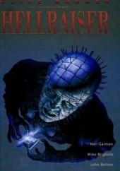 Okładka książki Hellraiser Clive Barker,Mike Mignola