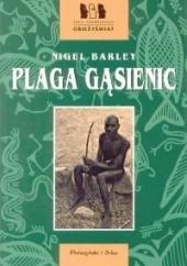 Okładka książki Plaga gąsienic Nigel Barley