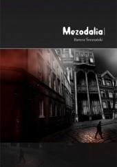 Okładka książki Mezodalia Bartosz Śmietański