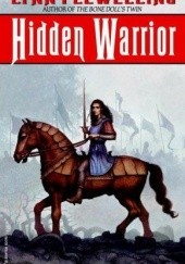 Okładka książki Hidden Warrior Lynn Flewelling