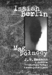 Okładka książki Mag północy Isaiah Berlin