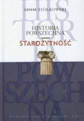 Okładka książki Historia powszechna. Starożytność Adam Ziółkowski