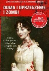 Okładka książki Duma i uprzedzenie i zombi Jane Austen,Seth Grahame-Smith