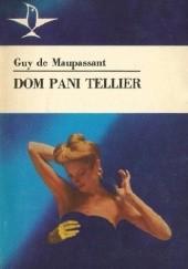 Okładka książki Dom pani Tellier Guy de Maupassant