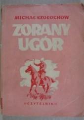 Okładka książki Zorany ugór Michaił Szołochow