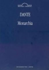 Okładka książki Monarchia Dante Alighieri