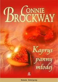 Okładka książki Kaprys panny młodej Connie Brockway
