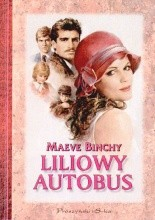 Okładka książki Liliowy autobus