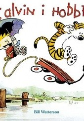 Okładka książki Calvin i Hobbes Bill Watterson