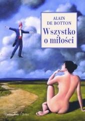 Okładka książki Wszystko o miłości Alain de Botton