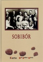 Okładka książki Sobibór Marek Bem