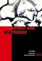 Okładka książki Autorzy kina azjatyckiego Alicja Helman