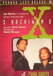 Okładka książki Cyrk grozy Les Martin