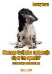 Okładka książki Dlaczego twój pies zachowuje się w ten sposób? Przewodnik po osobowości psa. Stanley Coren