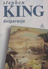 Okładka książki Desperacja
