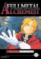 Okładka książki Fullmetal Alchemist t. 1 Hiromu Arakawa