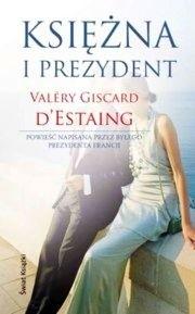 Okładka książki Księżna i prezydent
